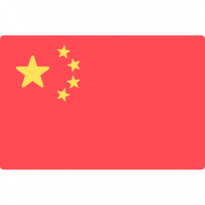 China flag - coaching language
