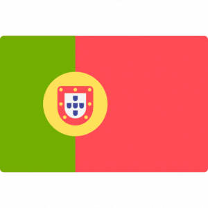 Portugal flag - coaching language