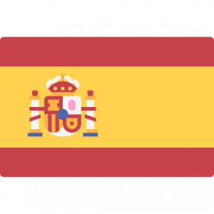Spain flag - coaching language